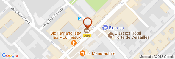 horaires Restaurant ISSY LES MOULINEAUX