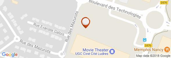 Horaires Salle de cinéma Cinéma UGC Ciné Cité Ludres ☎
