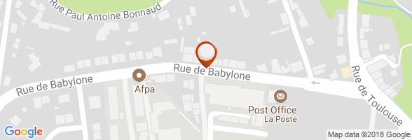 La Poste La Poste Bureau De Limoges Babylone La Poste