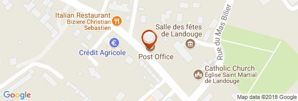 La Poste La Poste Bureau De Limoges Landouge La Poste