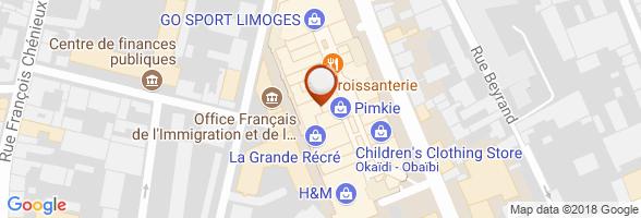 La Poste La Poste Bureau De Limoges Saint Martial La Poste