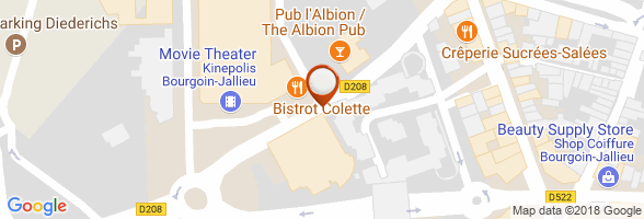 Horaires Restaurant Albion Bourgoin Jallieu 0474282686