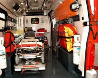 Ambulancier Eure Ambulance LE VAUDREUIL